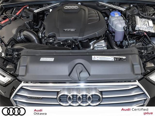 2018 Audi A4 2.0T Progressiv (Stk: 52246) in Ottawa - Image 7 of 19