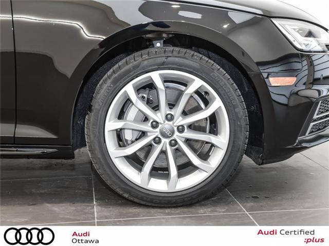 2018 Audi A4 2.0T Progressiv (Stk: 52246) in Ottawa - Image 8 of 19