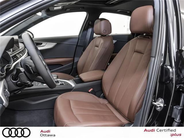 2018 Audi A4 2.0T Progressiv (Stk: 52246) in Ottawa - Image 12 of 19