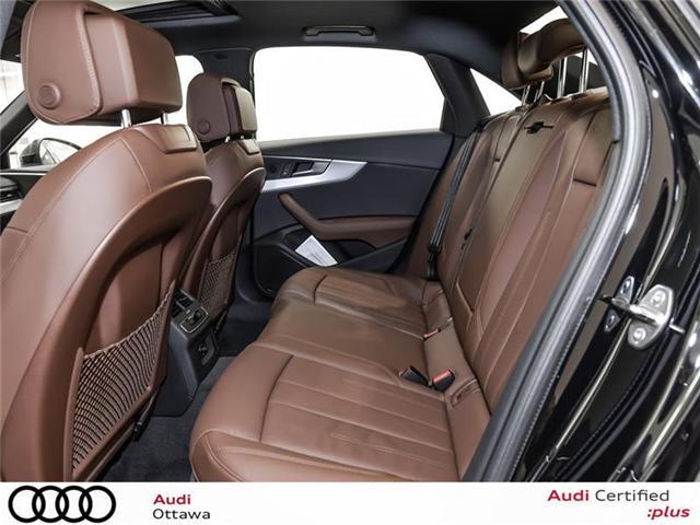 2018 Audi A4 2.0T Progressiv (Stk: 52246) in Ottawa - Image 14 of 19
