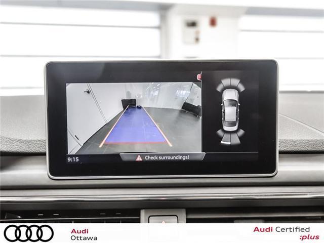 2018 Audi A4 2.0T Progressiv (Stk: 52246) in Ottawa - Image 18 of 19