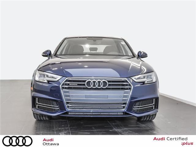 2018 Audi A4 2.0T Progressiv (Stk: 52280) in Ottawa - Image 6 of 19