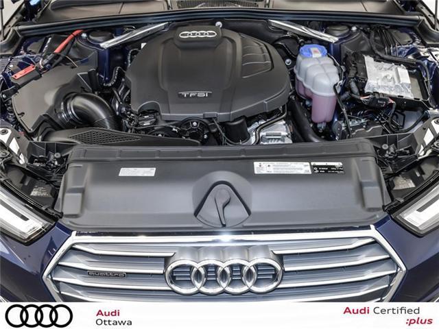 2018 Audi A4 2.0T Progressiv (Stk: 52280) in Ottawa - Image 7 of 19