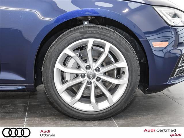 2018 Audi A4 2.0T Progressiv (Stk: 52280) in Ottawa - Image 8 of 19