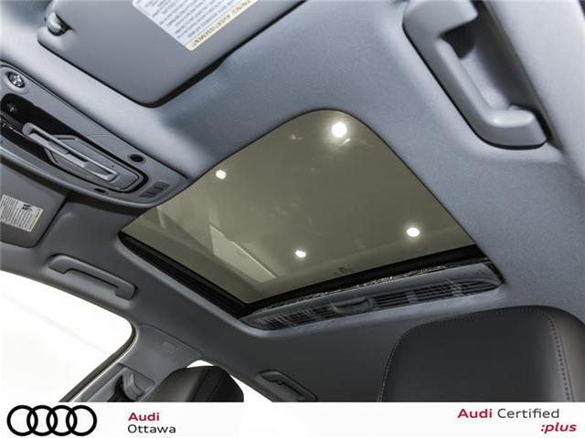 2018 Audi A4 2.0T Progressiv (Stk: 52280) in Ottawa - Image 14 of 19