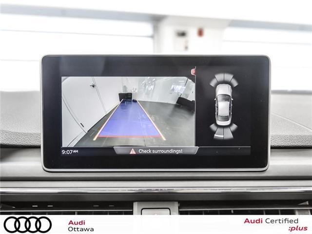 2018 Audi A4 2.0T Progressiv (Stk: 52280) in Ottawa - Image 18 of 19