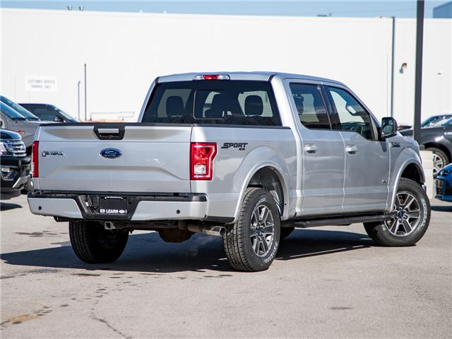 2016 Ford F-150 XLT (Stk: 18F11374T) in  - Image 2 of 24