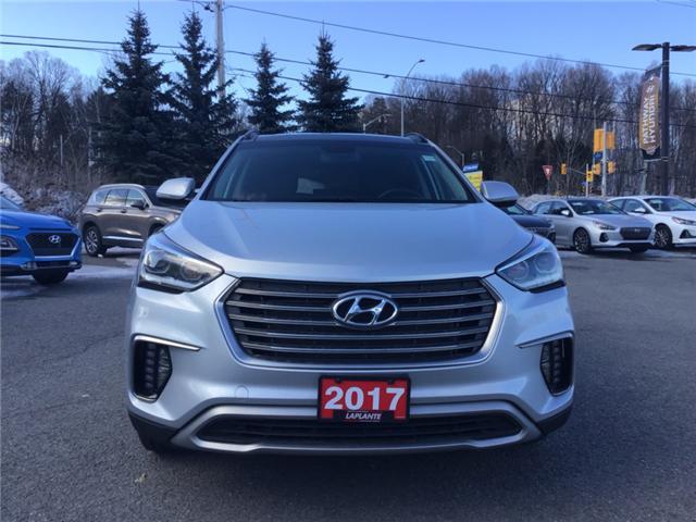 2017 Hyundai Santa Fe XL Luxury (Stk: P3262) in Ottawa - Image 2 of 11