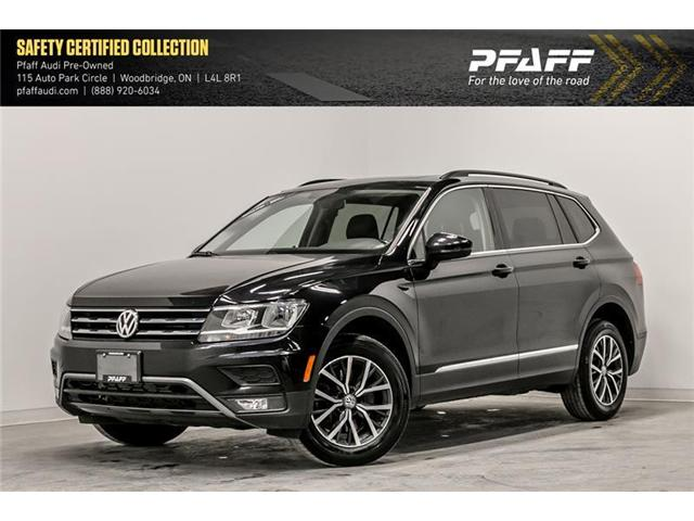 2018 Volkswagen Tiguan Comfortline (Stk: C6648) in Woodbridge - Image 1 of 22