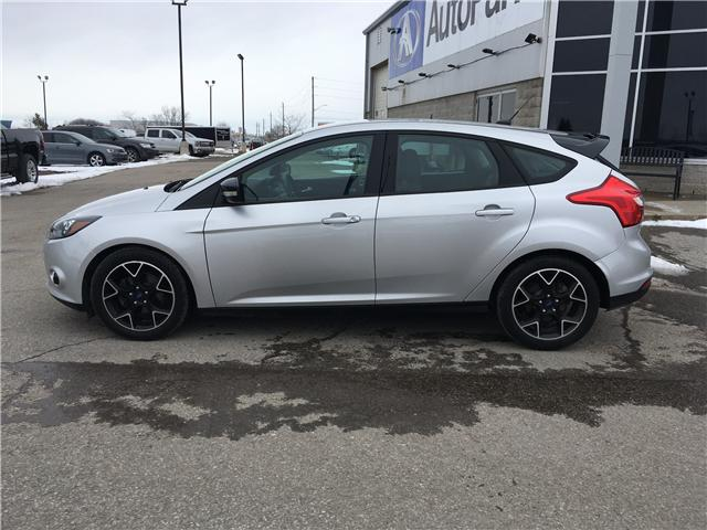 2014 Ford Focus SE (Stk: 14-28024MB) in Barrie - Image 8 of 26