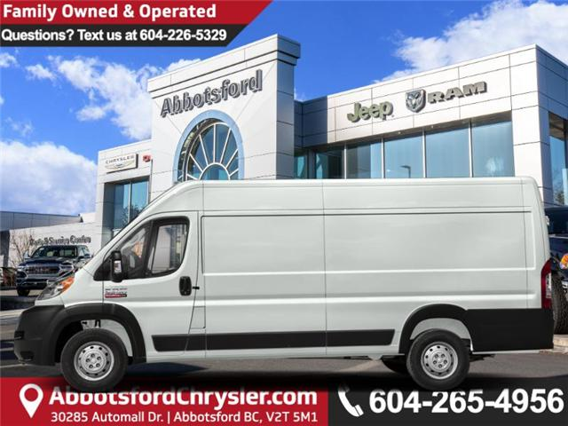 2019 RAM ProMaster 3500 High Roof (Stk: K529795) in Abbotsford - Image 1 of 1