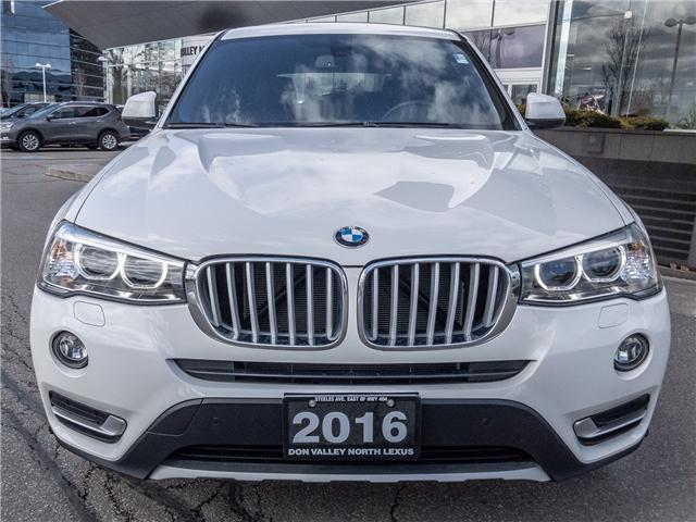 2016 BMW X3 xDrive28i (Stk: 27773A) in Markham - Image 2 of 21
