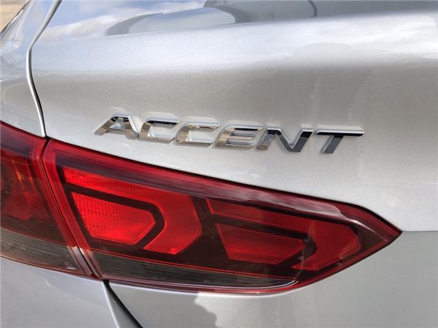 2018 Hyundai Accent GL (Stk: U3371) in Charlottetown - Image 7 of 18