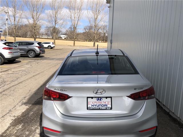 2018 Hyundai Accent GL (Stk: U3371) in Charlottetown - Image 6 of 18
