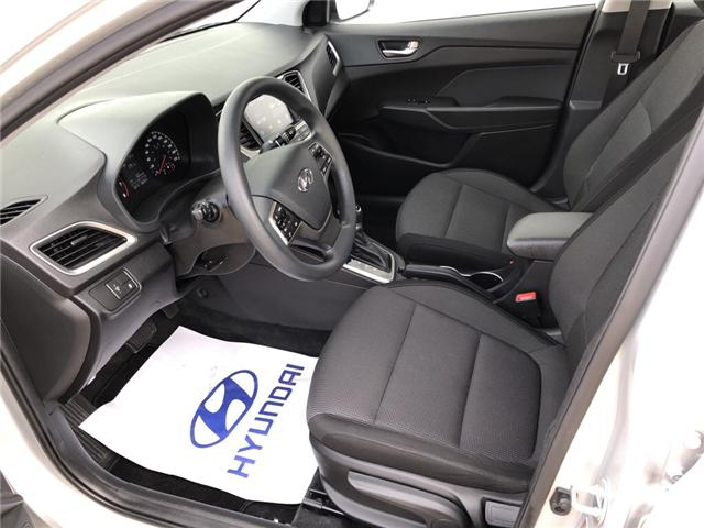 2018 Hyundai Accent GL (Stk: U3371) in Charlottetown - Image 8 of 18