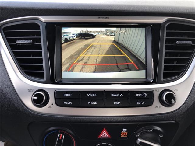 2018 Hyundai Accent GL (Stk: U3371) in Charlottetown - Image 15 of 18