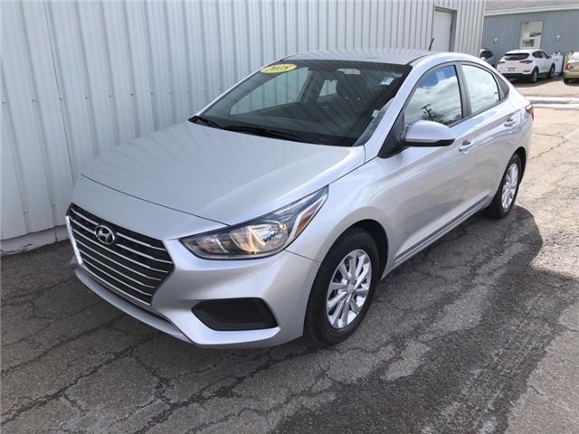 2018 Hyundai Accent GL (Stk: U3371) in Charlottetown - Image 1 of 18