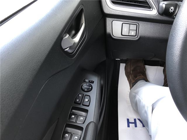2018 Hyundai Accent GL (Stk: U3371) in Charlottetown - Image 17 of 18