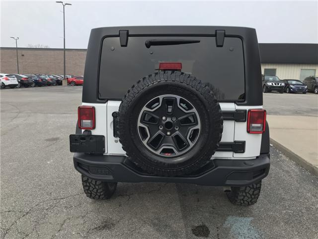 2017 Jeep Wrangler Unlimited Rubicon (Stk: HL514075T) in Sarnia - Image 5 of 18