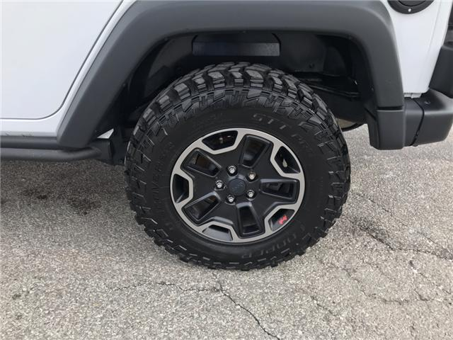 2017 Jeep Wrangler Unlimited Rubicon (Stk: HL514075T) in Sarnia - Image 7 of 18