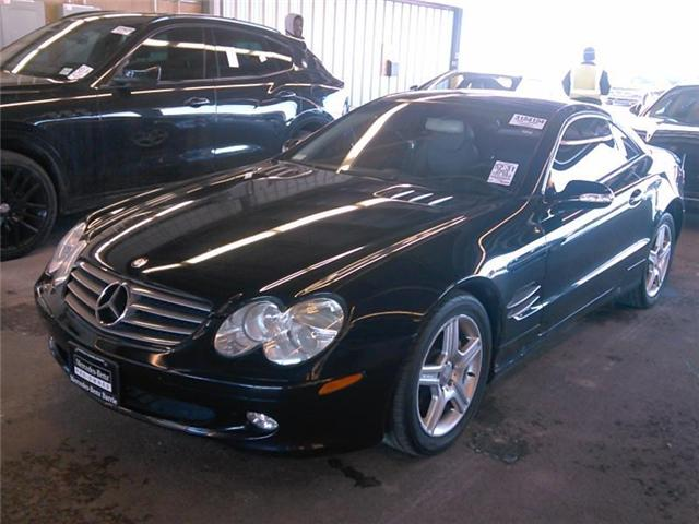 2003 Mercedes-Benz SL-Class Base (Stk: C5595) in North York - Image 1 of 3