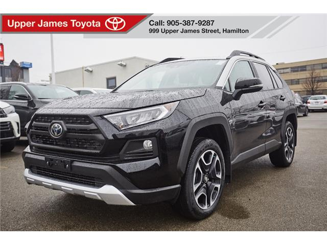 2019 Toyota RAV4 Trail (Stk: 190466) in Hamilton - Image 1 of 18