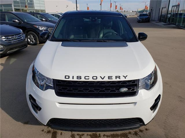 2016 Land Rover Discovery Sport HSE (Stk: 29146A) in Saskatoon - Image 2 of 6