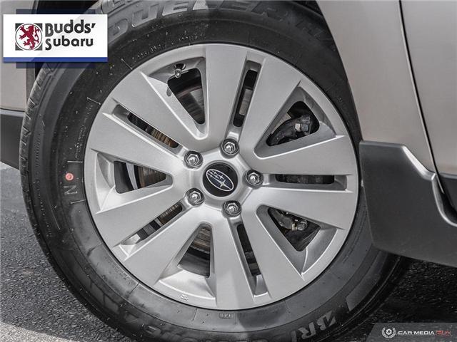 2018 Subaru Outback 2.5i Touring (Stk: O18218R) in Oakville - Image 8 of 30