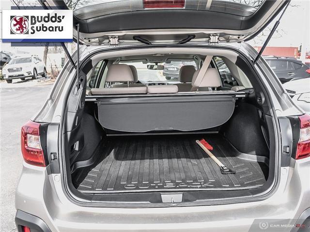 2018 Subaru Outback 2.5i Touring (Stk: O18218R) in Oakville - Image 13 of 30