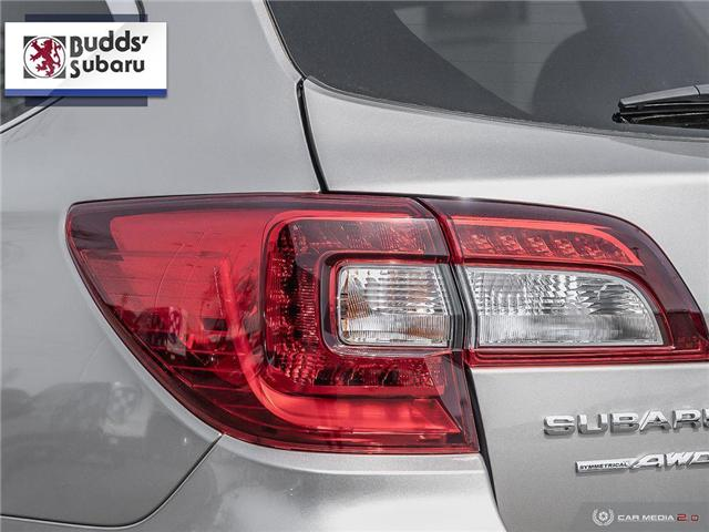 2018 Subaru Outback 2.5i Touring (Stk: O18218R) in Oakville - Image 14 of 30