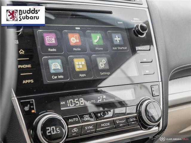 2018 Subaru Outback 2.5i Touring (Stk: O18218R) in Oakville - Image 22 of 30