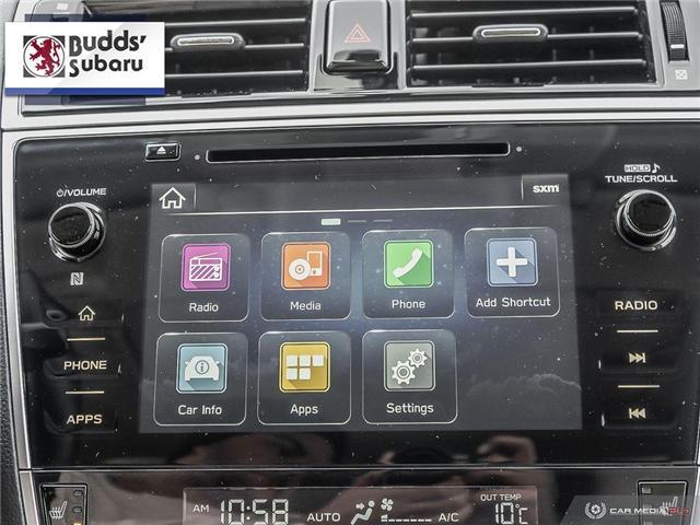 2018 Subaru Outback 2.5i Touring (Stk: O18218R) in Oakville - Image 23 of 30
