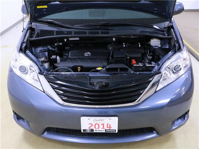 2014 Toyota Sienna LE 8 Passenger (Stk: 195203) in Kitchener - Image 28 of 31