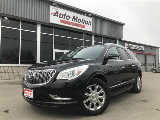 2013 Buick Enclave Leather (Stk: 19376) in Chatham - Image 1 of 24
