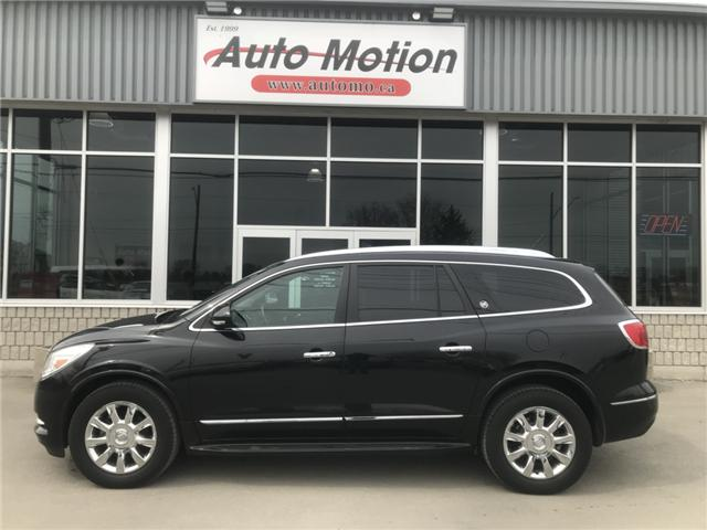 2013 Buick Enclave Leather (Stk: 19376) in Chatham - Image 2 of 24