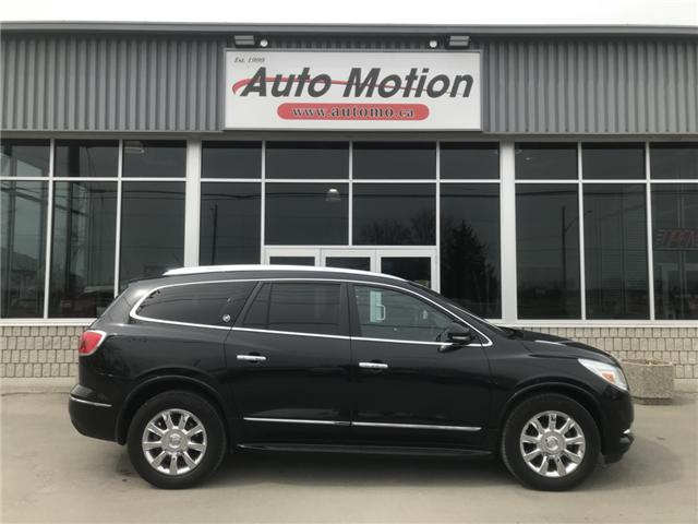 2013 Buick Enclave Leather (Stk: 19376) in Chatham - Image 3 of 24