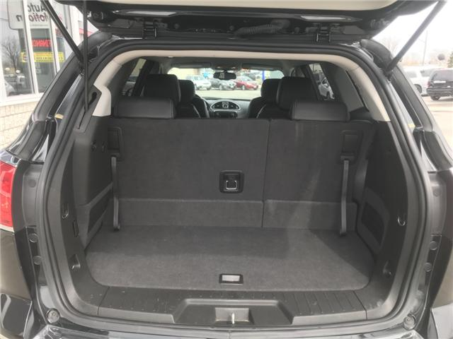 2013 Buick Enclave Leather (Stk: 19376) in Chatham - Image 24 of 24