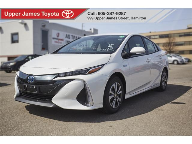 2019 Toyota Prius Prime Base (Stk: 190440) in Hamilton - Image 1 of 18