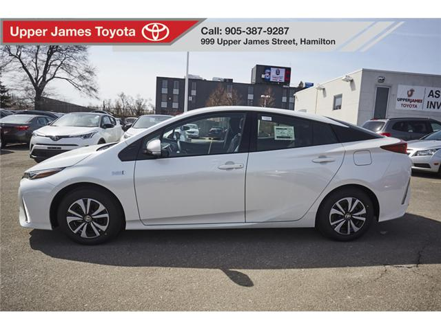 2019 Toyota Prius Prime Base (Stk: 190440) in Hamilton - Image 2 of 18