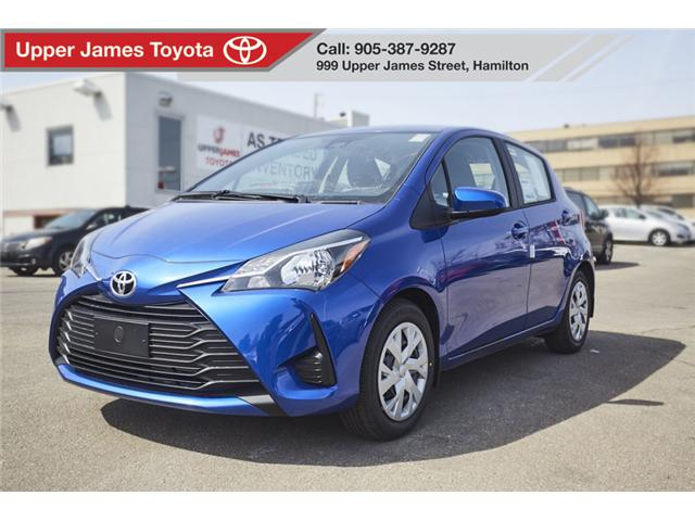 2019 Toyota Yaris LE (Stk: 190449) in Hamilton - Image 1 of 16