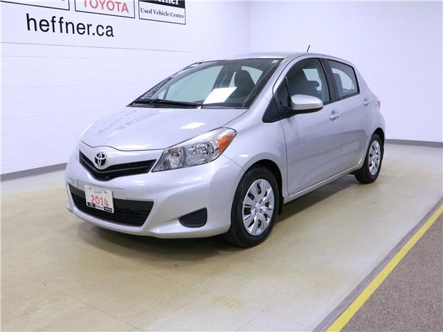 2014 Toyota Yaris LE (Stk: 195193) in Kitchener - Image 1 of 27