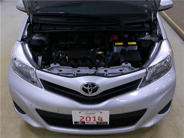 2014 Toyota Yaris LE (Stk: 195193) in Kitchener - Image 24 of 27