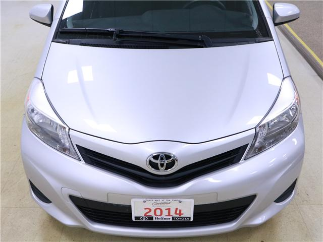 2014 Toyota Yaris LE (Stk: 195193) in Kitchener - Image 23 of 27