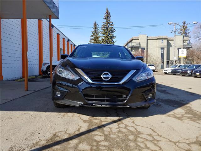 2018 Nissan Altima 2.5 SV (Stk: F412) in Saskatoon - Image 2 of 19