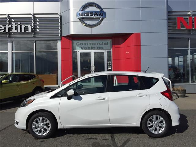 2019 Nissan Versa Note SV (Stk: N91-2746) in Chilliwack - Image 8 of 16