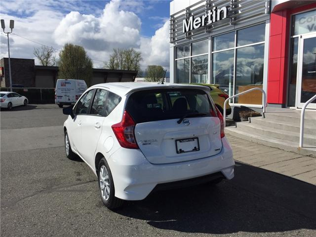 2019 Nissan Versa Note SV (Stk: N91-2746) in Chilliwack - Image 7 of 16