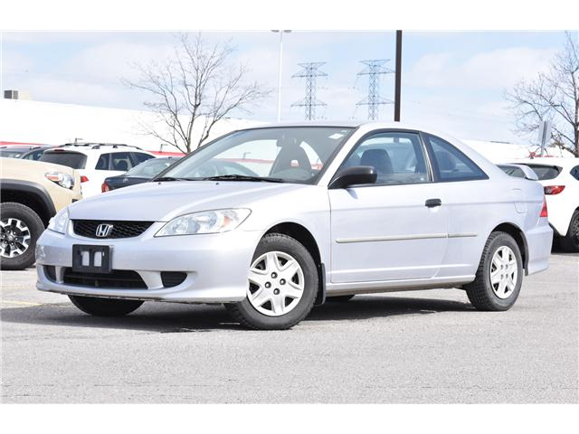 2004 Honda Civic SE (Stk: D11464A) in Ottawa - Image 1 of 20