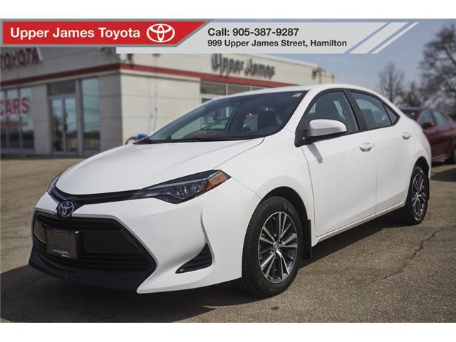 2019 Toyota Corolla LE (Stk: 78946) in Hamilton - Image 1 of 20