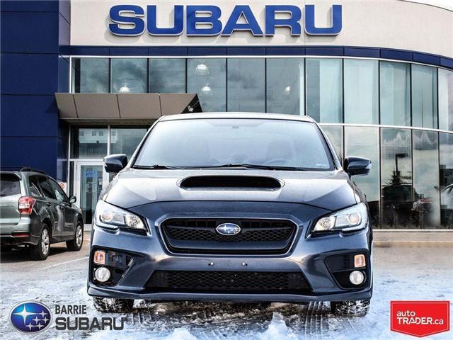 2017 Subaru WRX  (Stk: SUB1342) in Innisfil - Image 2 of 24
