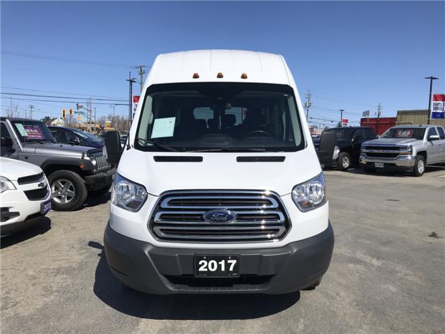2017 Ford Transit-350 XLT (Stk: 19171) in Sudbury - Image 2 of 13